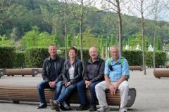 Helfertreffen in Schmalkalden Mai 2017