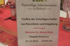VFA Helfertreffen Rosenheim 2018