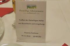 VFA Helfertreffen Rosenheim November 2019